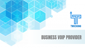 BUSINESS VOIP PROVIDER