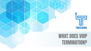 WHAT Does VOIP TERMINATION?