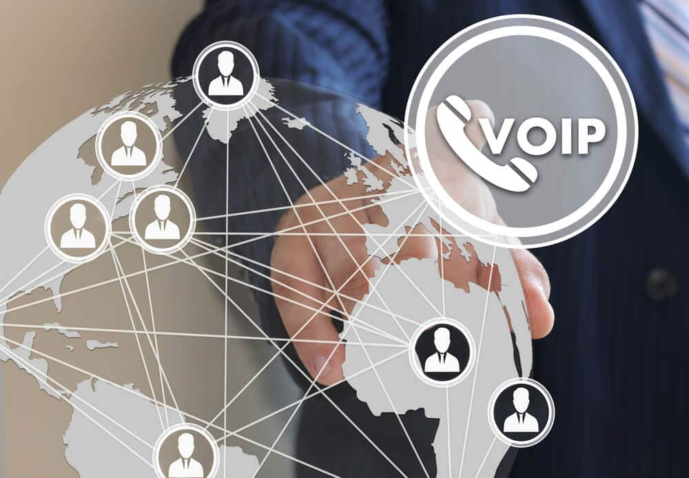 VOICE TERMINATION - MANAGING VOIP SECURITY