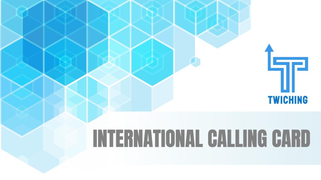 International Calling Card - wholesalevoice.com
