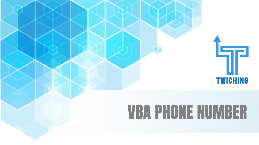VBA Phone Number - wholesalevoice.com